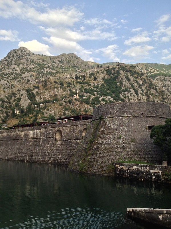 Kotor's fortifications