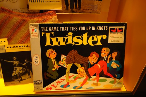 Loved Twister too!