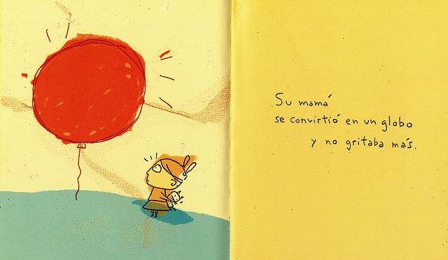 El Globo || Written & Illustrated by Isol