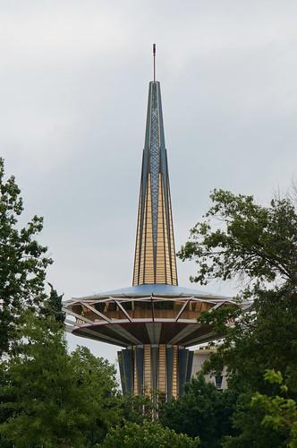 Oral Roberts University - Tulsa, Oklahoma