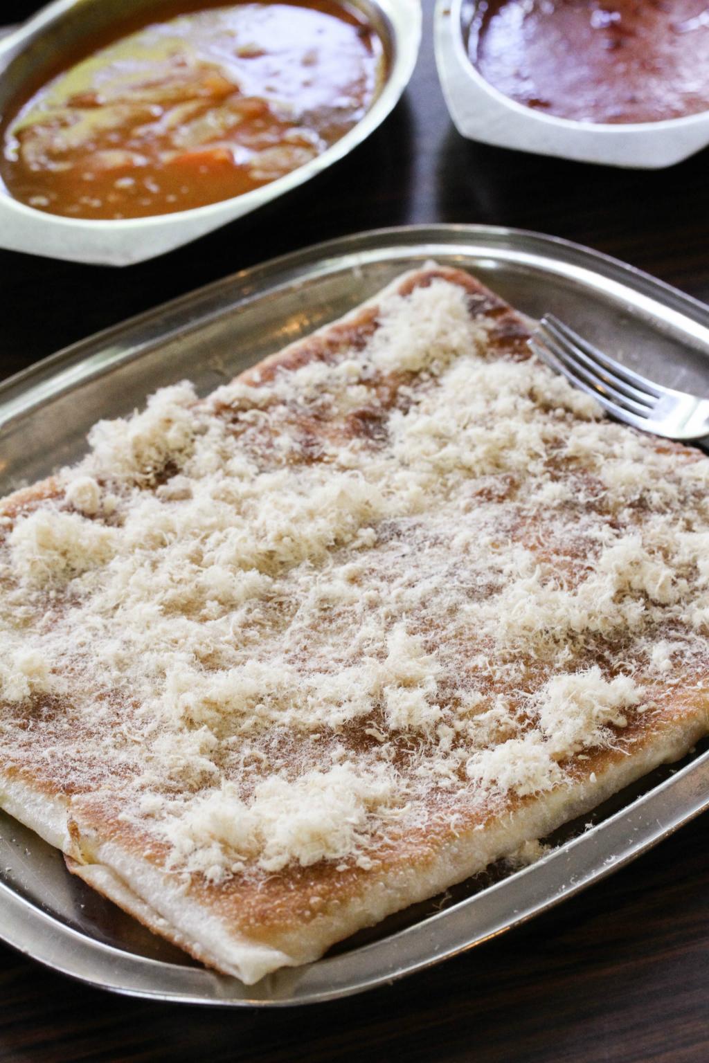 普拉塔餐厅:普拉塔鸡丝