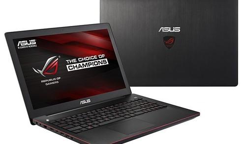 ASUS cho ra mắt laptop chơi game G550JK ROG và ý tưởng sản xuất Smartwatch - 23161