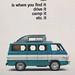 Vintage Dodge Camper Ad 1965 by hmdavid