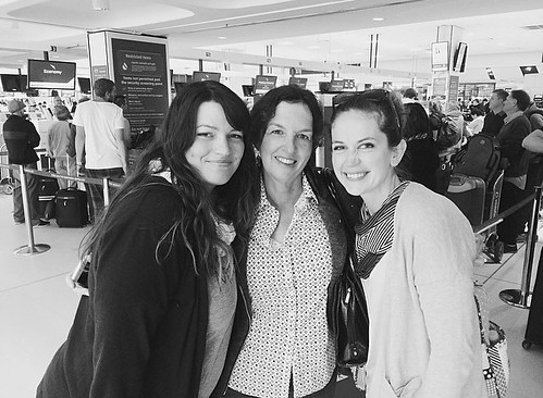 Last photo of the trip. There is no way to say this without sounding cheesy, but I can't even tell you what a wonderful time I had with these two girls. Di, thank you. For planning everything so perfectly, for taking such wonderful care of me for the past