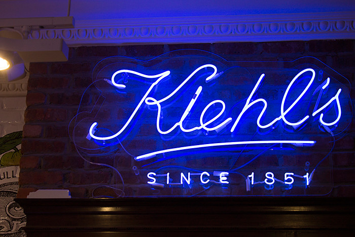 Kiehls Glasgow Flagship Store