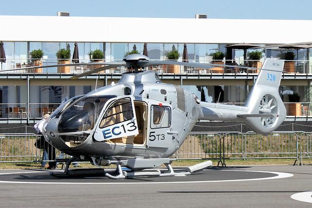 EC135T3 FSM