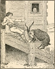 """Image from page 274 of """"Cossack fairy tales and folk-tales"""" (1902)"""