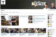 Adam Savage's TESTED (Screenshot)