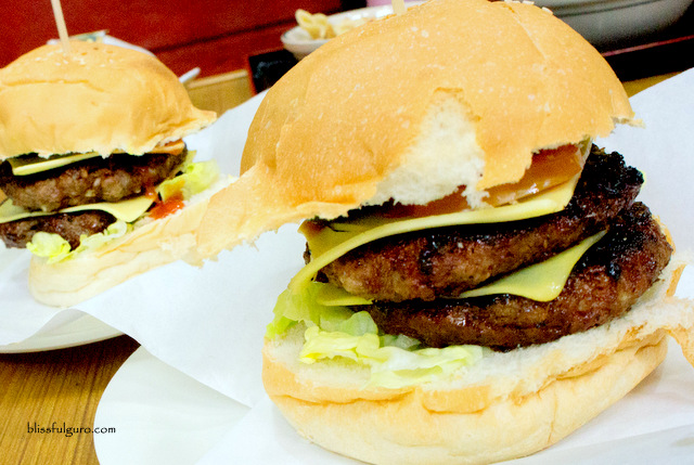 Papa Rocks Burgers Marikina City