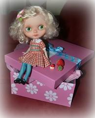 Strawberry Sweets (Berry) - Nini_home Custom