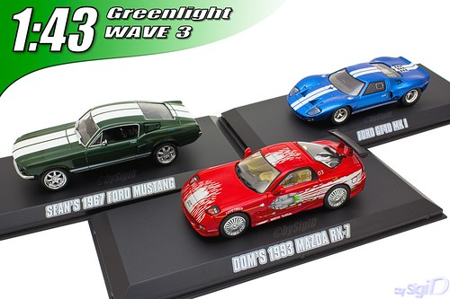 1-43_Greenlight_Fast_Furious_Collection_Wave_3