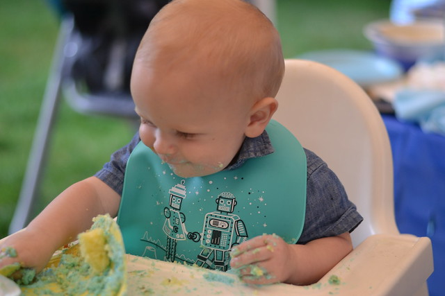 Paxton's 1st Birthday