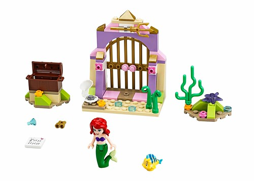LEGO Disney Princess 41050 Ariel's Amazing Treasures 00