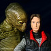scully won't believe this ! (moulder's alien selfie) by photos4dreams