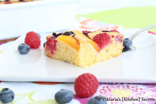 Grießkuchen, Viktoria's [Kitchen] Secrets