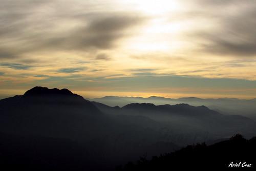 Cerro El Roble - Cerro La Campana - Cordillera de la Costa
