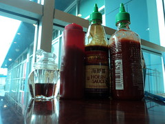 Noodle City SGV condiments 2.0