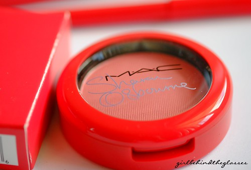 MAC Peaches & Cream Blush