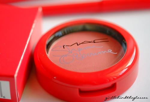 MAC Peaches & Cream Blush