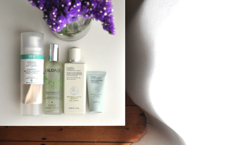 mini reviews REN caudalie liz earle rottenotter rotten otter blog 2