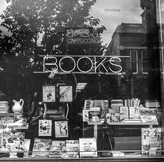 Book Store Window