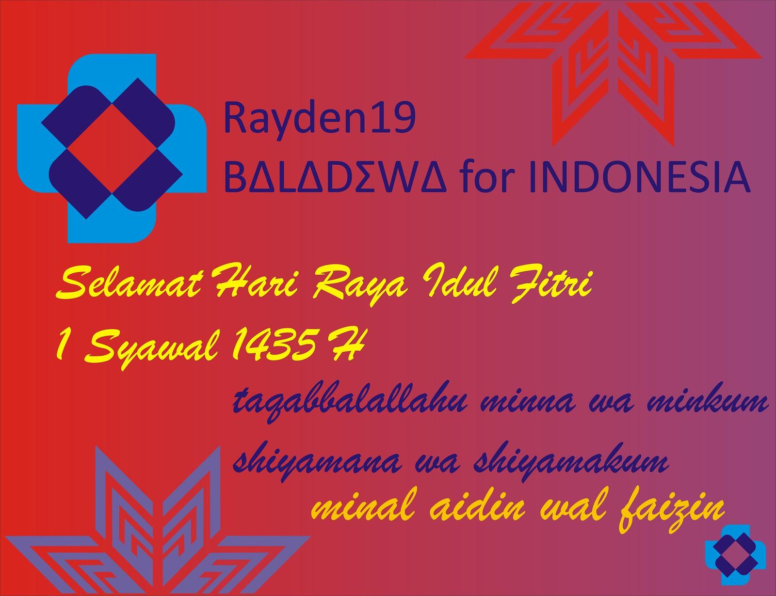 rayden19 idul fitri 1435 h