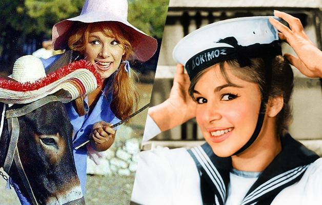 Αλίκη Βουγιουκλάκη - 1961 - Η Αλίκη στο Ναυτικό