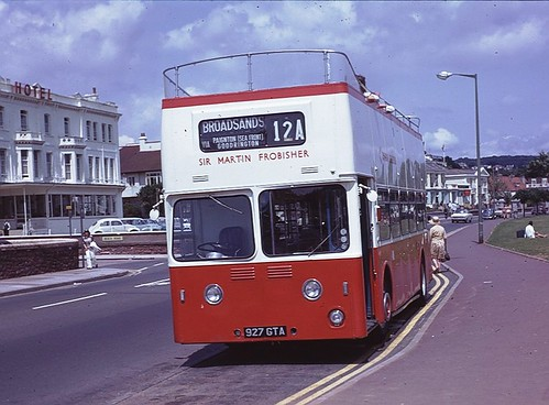 More from Torquay in 73 (c) Philip Slynn