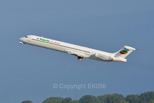 Bulgarian Air Charter McDonnell Douglas MD-82 LZ-LDU