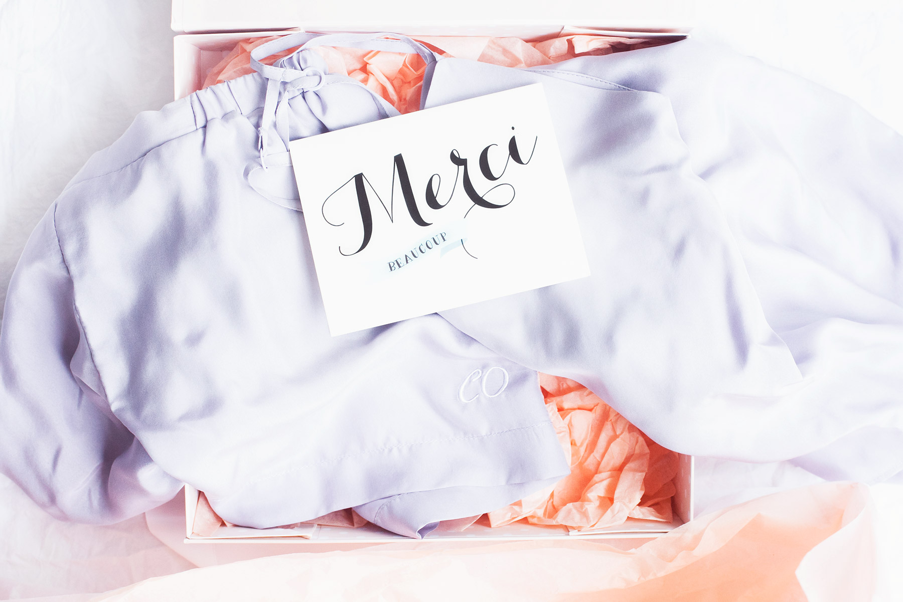 Rebecca Peace sleepwear by Carin Olsson (Paris in Four Months)