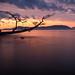 San Juan Sunset by Michael Riffle