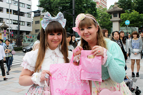 Angelic Pretty Pink Bags