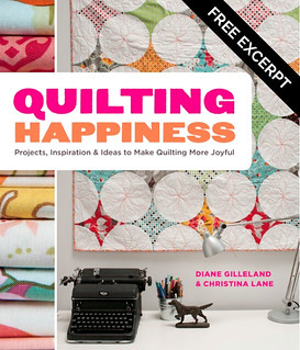 Free Excerpt of Quilting Happiness