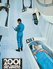 Spanish 2001 A Space Odyssey lobby card