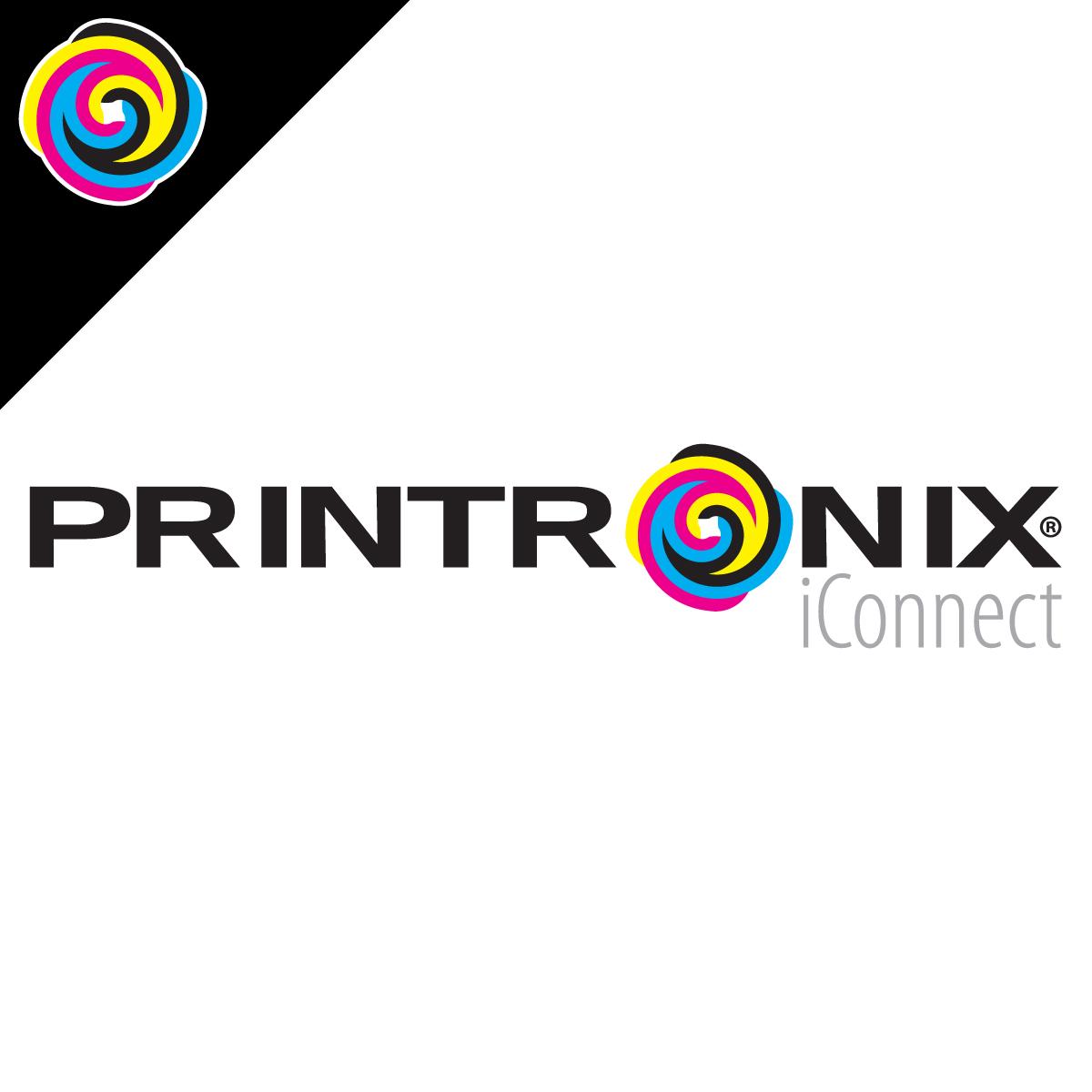 Printronix logóterv