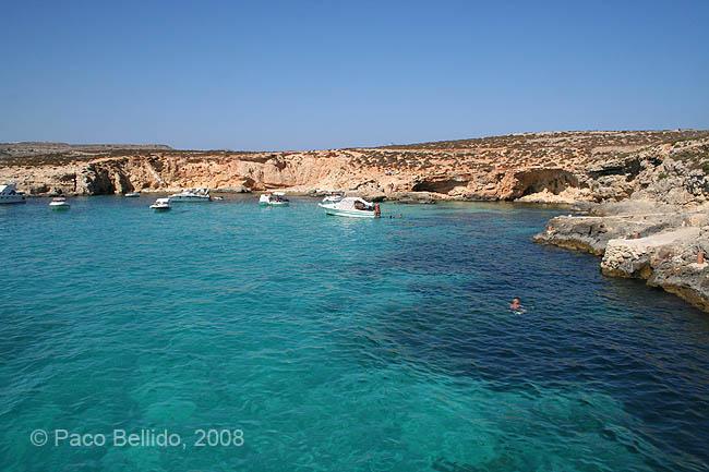 Blue Lagoon . © Paco Bellido, 2008