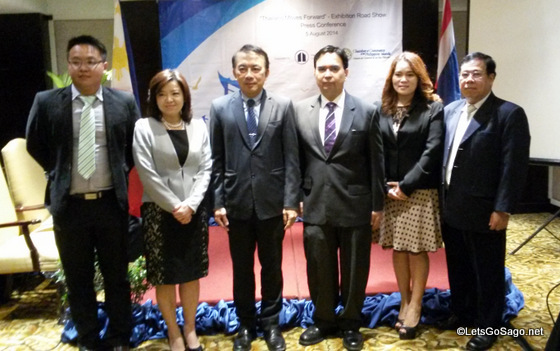 Thailand Convention & Exhibition Bureau in PH
