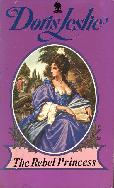 Romance Book Cover Keyboard : The rebel princess by doris leslie sphere cover