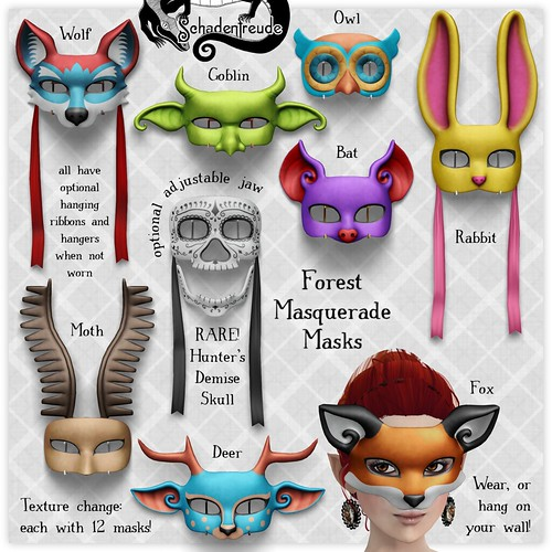forest masquerade