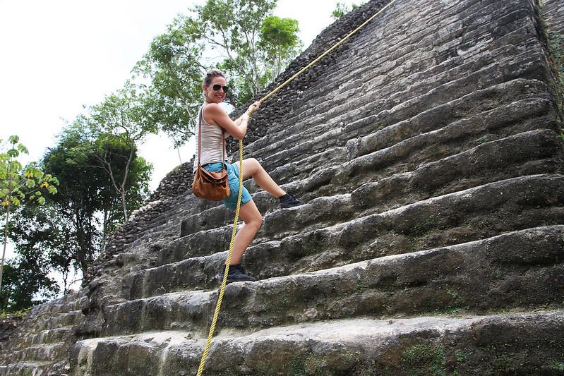 Lamanai Pyramids, Belize