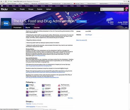 FDASM: FDA on Social Media