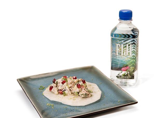 Blue Crab & Jicama Taco