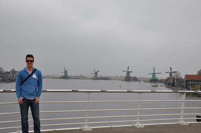 Amsterdam - Windmills