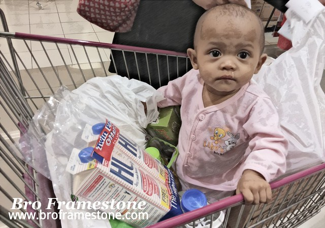 Fisha Teman Daddy Shopping