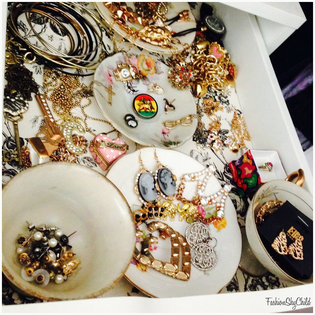 Jewelry Collection & Storage