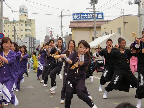 Tohoku Rokkonsai (東北六魂祭)
