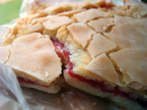 New Glarus Bakery - Linzer Cookie bar