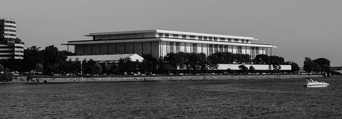 The Kennedy Center by Geoff Livingston