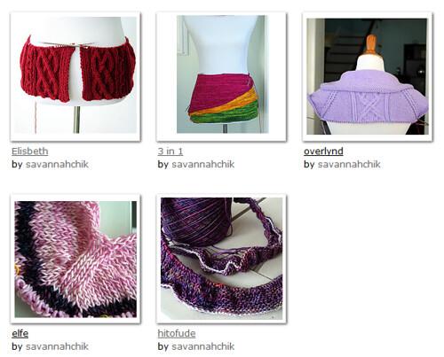 garment WIPs