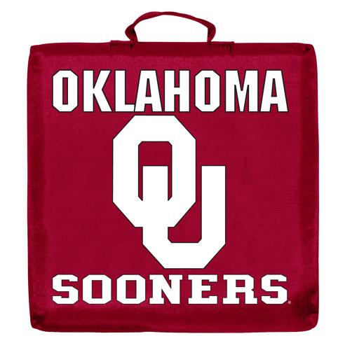 Oklahoma Sooners Stadium Cushion